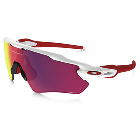 Oakley Prizm Radar EV Path Cykelbriller polished white/prizm roa